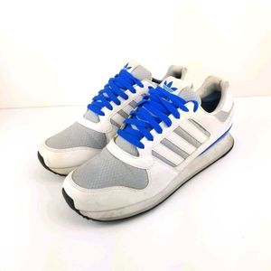 ADIDAS Men's ORIGINALS ZXZ JLEA Size 11 White Gray
